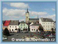 Tachov - Stadtplatz