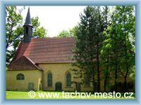 Tachov - Kirche