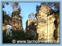 Tachov - Kloster