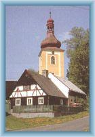 Kirche in Chodský Újezd
