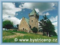 Bystřice nad Pernštejnem - Kirche
