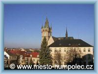 Humpolec - Kirche