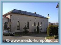 Humpolec - Synagoge