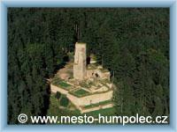 Humpolec - Burg Orlík
