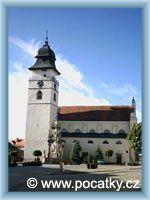 Počátky - Kirche