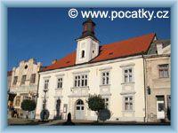 Počátky - Rathaus