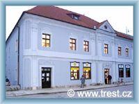 Třešť - Haus der J.A. Schumpeter