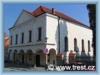 Třešť - Synagoge