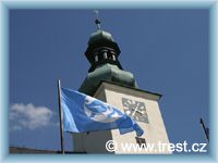Třešť - Schloss
