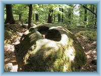 Felsenschüsseln auf Čeřínek