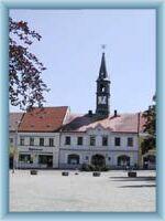 Rathaus in Chotěboř