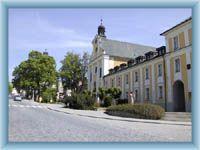 Kirche in Havlíčkův Brod