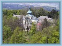 Kirche der Heiligen Dreifaltigkeit auf Křemešník
