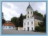 Kirche in Moravec