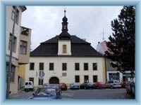 Altes Rathaus in Nové Město na Moravě