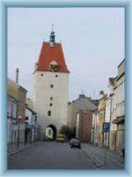 Stadttor in Pelhřimov