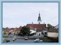 Kirche in Pelhřimov
