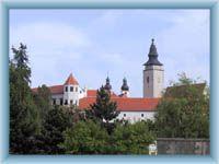 Schloss in Telč