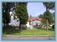 Schlosspark in Žďár nad Sázavou