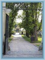 Schloss in Žďár nad Sázavou